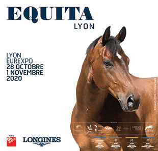 Salon/Foire EQUITA LYON L'EVENEMENT CHEVAL 2020 CHASSIEU CEDEX